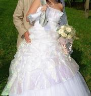 Свадебное платье - ну очень красивое!!!