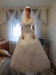 Продам свадебное платье. Недорого!