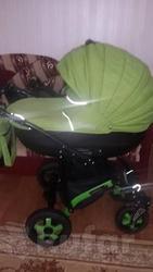 Продам коляску Camarelo Sevilla 2в 1 б/у
