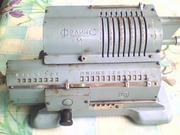вычислительная машинка Феликс 1970г.в.